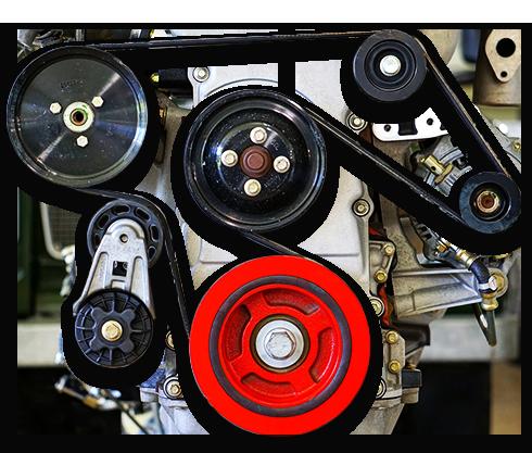 Car system belt
