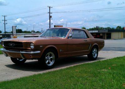 Vintage Mustang