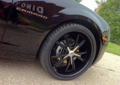 Camaro Tires