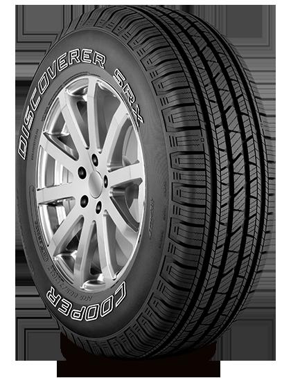 Discoverer SRX Tire