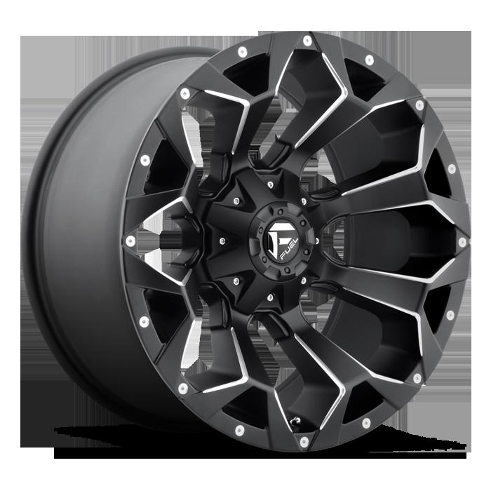 Assault - D546 Wheel