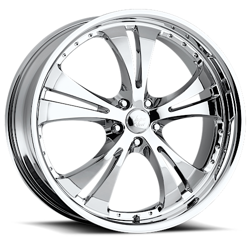 539 SHOCKWAVE | CHROME WHEEL