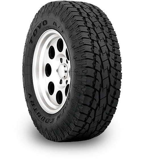 Open Country A/T II Tire